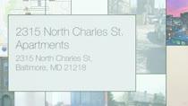 2315 North Charles St. Apartments