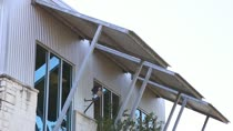 Airplane Hangar - Houston Private/Gated Airport Hanger Office
