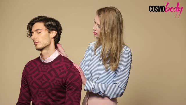 4個增進情侶感情的按摩手法